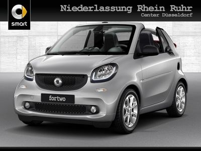 gebraucht Smart ForTwo Cabrio 66kW prime DCT cool&Media SHZ LED