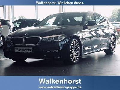 gebraucht BMW 530 d xDrive M Sport PDC vo.+hi. HUD BT Panorama El. Heckkl.