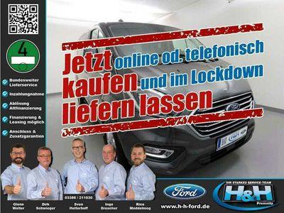 gebraucht Ford Custom Tourneo2.0 EcoBlue Aut. 320 L2 Titanium (Xenon)