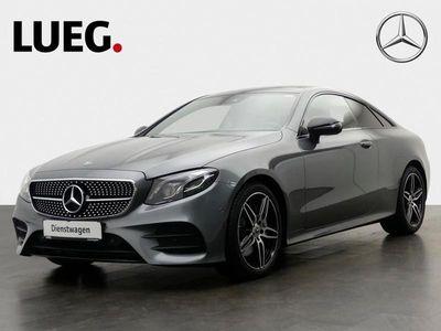 gebraucht Mercedes E300 Coupe AMG+Comand+Pano.-Dach+Spur-P.+Night