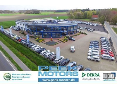 gebraucht VW Touran 2.0 TDI ACC Alcantara Sthzg Sihzg Alufelgen