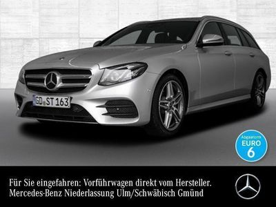 gebraucht Mercedes E300 T AMG-Line Business Fahrass. AHK Multibeam