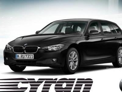 gebraucht BMW 318 d Touring Klimaaut.AHK Sitzhzg.