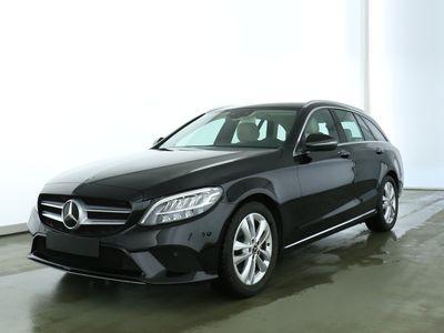 gebraucht Mercedes C200 T Avantgarde/9G/LED/Kamera/Navigation/