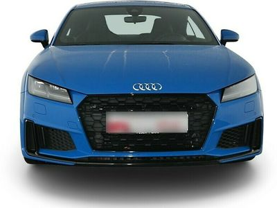 gebraucht Audi TT TTCoupι 45TFSI 3x S Line/Leder/Technol/19 Zoll