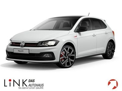 "gebraucht VW Polo GTI 2,0 TSI OPF DSG black/white 18"" Brescia"