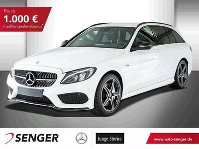 used Mercedes C43 AMG Mercedes-AMG4MATIC T-Modell