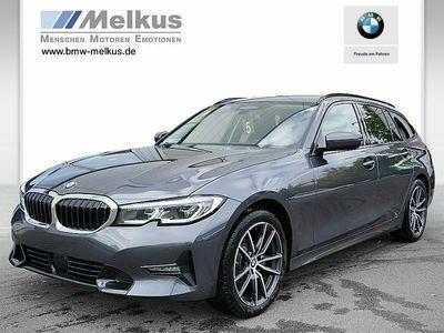 gebraucht BMW 320 d xDrive --LASERLICHT-DRIVING ASSISTANT