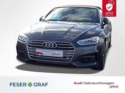 gebraucht Audi A5 Cabriolet sport 40 TFSI 140 kW (190 PS) S tronic