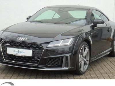 gebraucht Audi TT Coupé * S line Sportpaket, LED Scheinwerfer, Bang