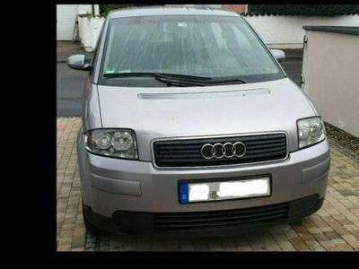 gebraucht Audi A2 1.4 als Kleinwagen in Aschaffenburg