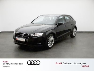 gebraucht Audi A3 Sportback Attraction 2.0 TDI