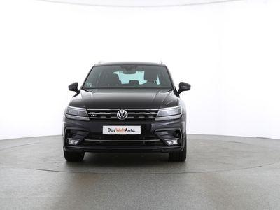 gebraucht VW Tiguan Highline R-Line 2.0 TDI BMT DSG 4MOTION