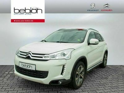 gebraucht Citroën C4 Aircross Exclusive HDI 150 2WD M6