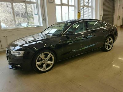 gebraucht Audi A5 Sportback 3.0 TDI quattro S-Line ACC 19Zoll als Limousine in Freiberg