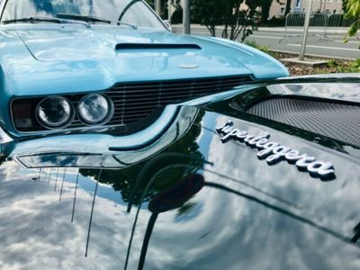 gebraucht Aston Martin DBS Vantage RHD 5-Gang Schaltg. original Lack