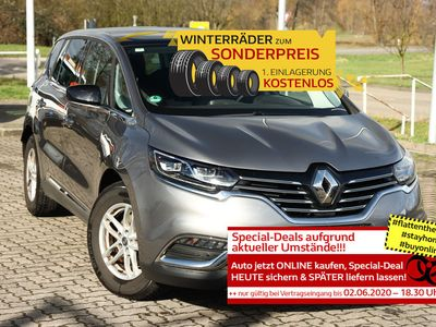 gebraucht Renault Espace 1.6 TCe 200 Energy Intens