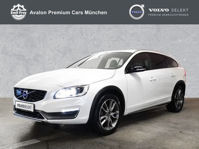 gebraucht Volvo V60 CC D4 AWD Geartronic Momentum 20