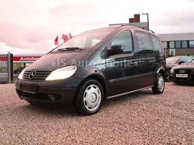 używany Mercedes Vaneo Compact Van 1.7 CDI*KLIMA*GEPFLEGT*