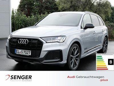 gebraucht Audi Q7 S line 50 TDI quattro 210 kW (286 PS) tiptronic