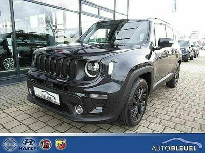 gebraucht Jeep Renegade 1,0T MY20 Limited/Black/LED/18Zoll/APPLE