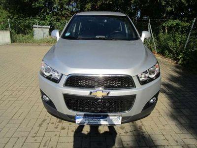 gebraucht Chevrolet Captiva 2.2 Diesel 4WD LT+