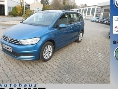 second-hand VW Touran 1.6 TDI Comfortline