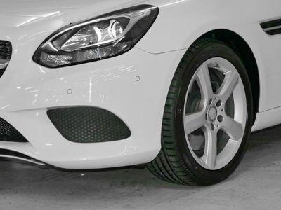 gebraucht Mercedes 200 SLCAirscarf Pano.-Dach Leder Einparkhilfe
