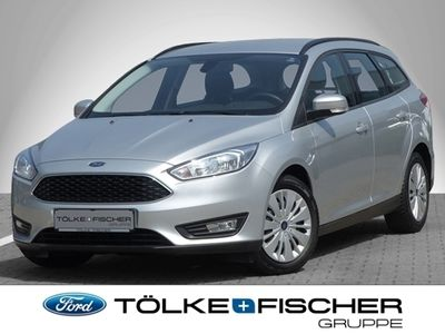 gebraucht Ford Focus 1.0L 92KW BUSINESS EDITION TURNIER NAVI BT