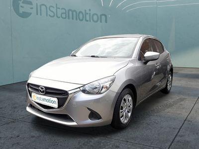 gebraucht Mazda 2 21.5 SKYACTIV-G 75 Center-Line TOURING-PAKET+ K