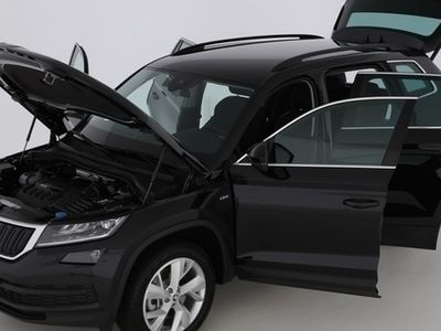 gebraucht Skoda Kodiaq SOMO SOLEIL TSI 4x4 DSG | Neuwagen | Geländewagen/SUV | EF402347