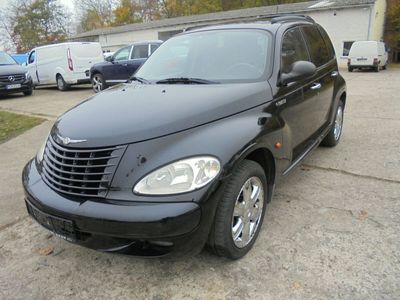 gebraucht Chrysler PT Cruiser Klima! Leder! Allwetter! Tempomat! als Limousine in Schwerin
