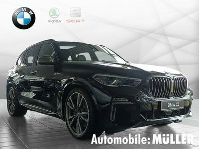gebraucht BMW X5 -M50d Standhzg Laser