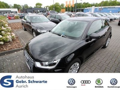 gebraucht Audi A1 1.0 TFSI ultra Klima Lederlenkrad