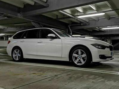 gebraucht BMW 316 d Touring HU 09/20, Garantie, Navi, PDC