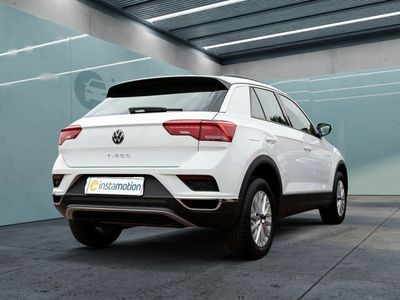 gebraucht VW T-Roc T-Roc1.0 TSI Style AppConnect AirCare Ready2Discover