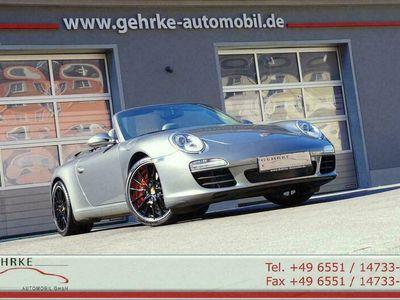 gebraucht Porsche 997 S Cabrio*Dt.Kfz,u-frei,1+1 Hd,PZ-Scheckheft*