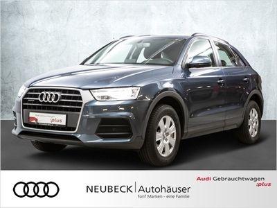 gebraucht Audi Q3 2.0 TDI quattro 110 kW (150 PS) S tronic