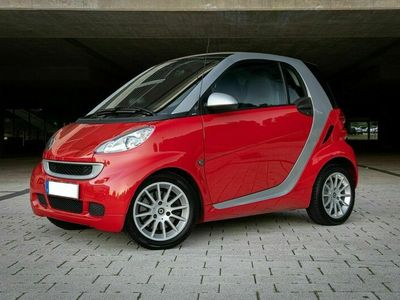 gebraucht Smart ForTwo Coupé Passion Micro Hybrid Drive 71 PS