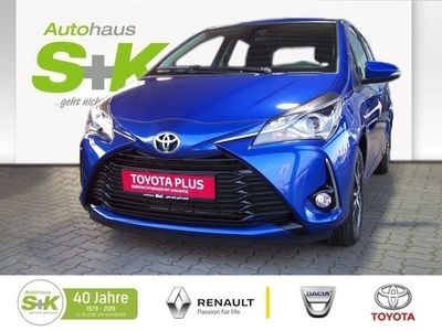 gebraucht Toyota Yaris 1,5-l -VVT-iE 5-Türer Y20