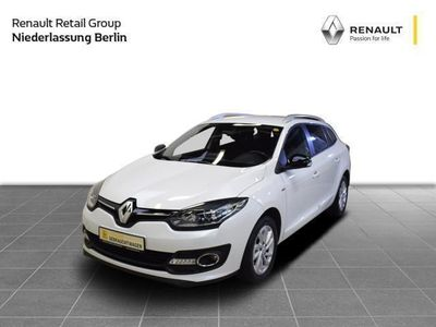 gebraucht Renault Mégane GrandTour 3 1.2 TCE 115 LIMITED DELUXE ENERGY Kom
