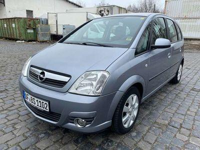 gebraucht Opel Meriva 1.6 Cosmo Automatik LPG Alu 07.2023