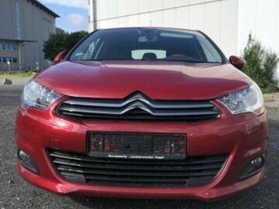 gebraucht Citroën C4 1.6 i - Klima/ESP/1.Hand/17Zoll/Navi