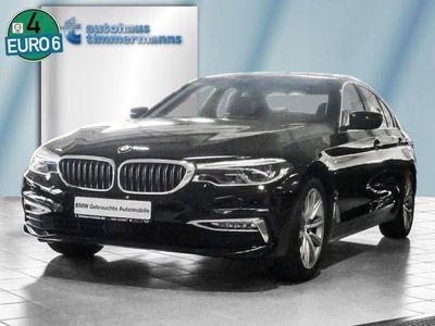 gebraucht BMW 530 d xDrive Luxury Line Navi Prof. Sport Aut.