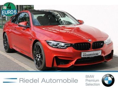 gebraucht BMW M4 Coupe Competition M DKG Head-Up 20'' LMR RFK