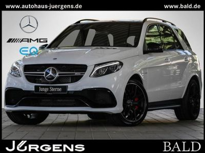 gebraucht Mercedes GLE63 AMG Mercedes-AMGS 4MATIC