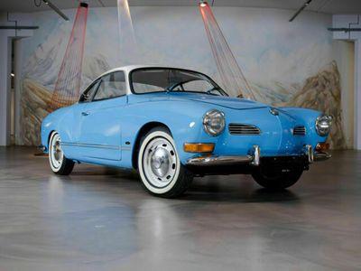gebraucht VW Karmann Ghia *Vollleder*Schmuckstück*