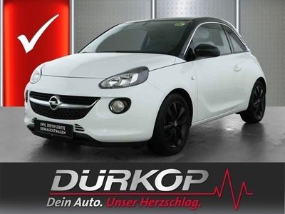 gebraucht Opel Adam 1.0 Turbo Jam IntelliLink/PDC/SHZ/AAC/LRHZ/ALU16''