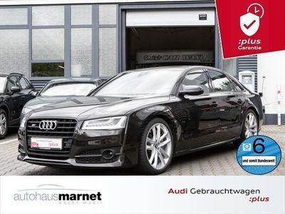 gebraucht Audi S8 plus 4.0 TFSI quattro Navi Matrix HUD Bose Umgebun