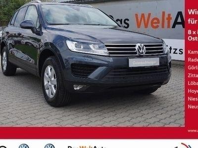 usado VW Touareg 3.0 TDI Leder, DAB, Raer-View, GRA, SH, Euro 6+,Xenon, Climatronic, Navi